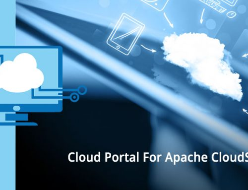 Cloud Portal For Apache CloudStack