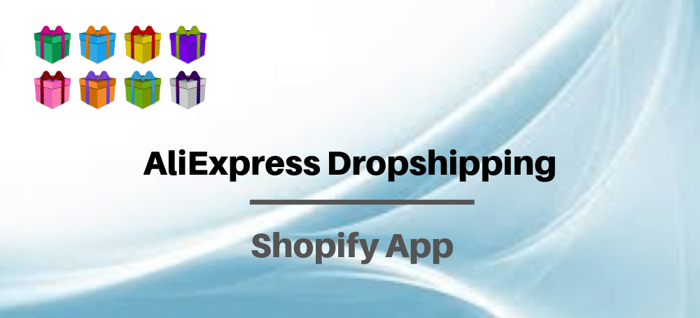 Aliexpress dropshipping