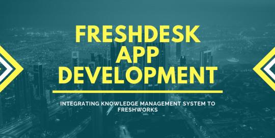 freshdesk app development
