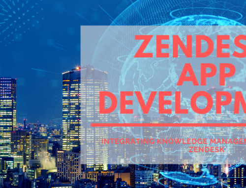 Zendesk App For Knowledge Management System
